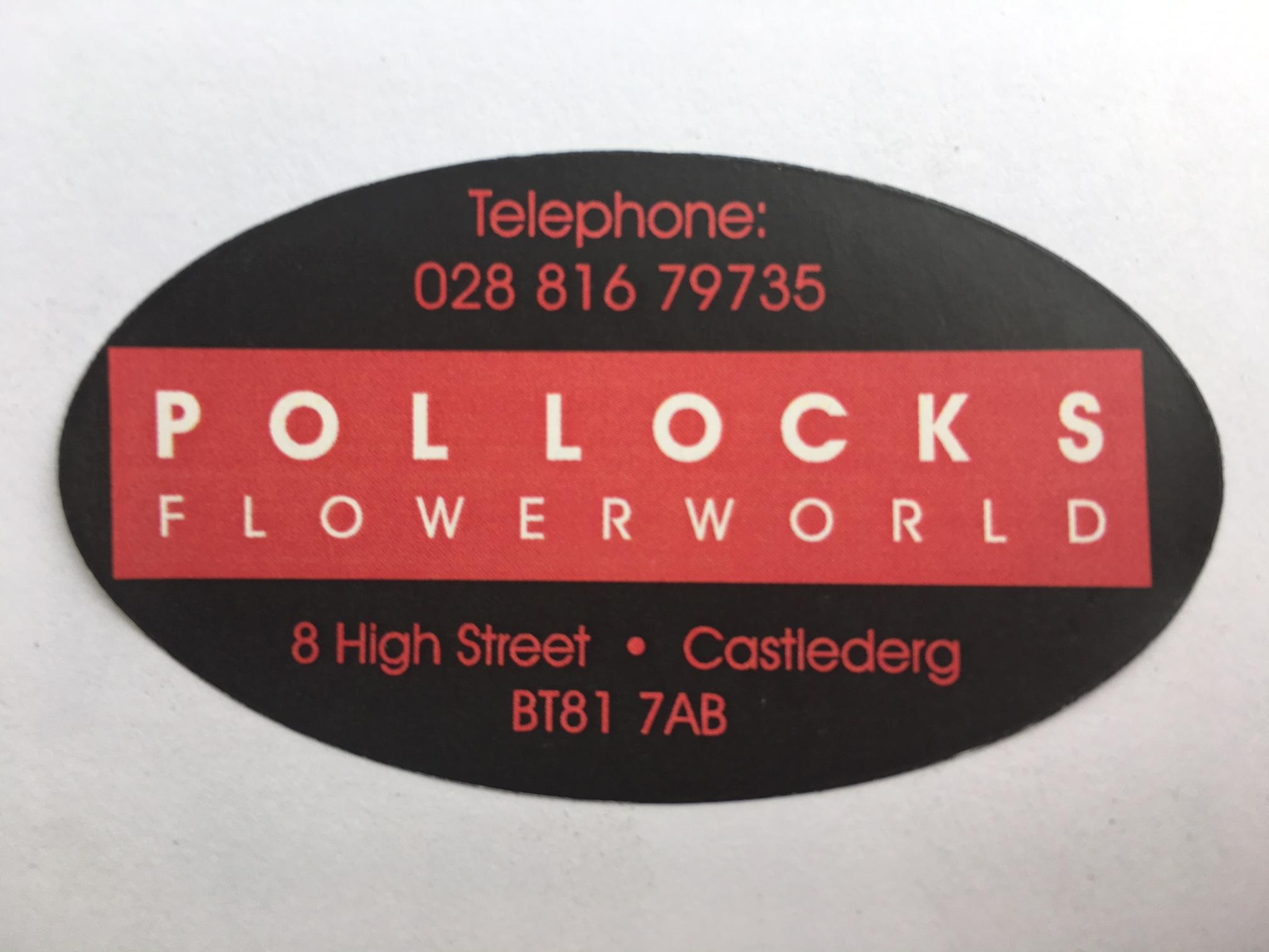 Pollocks Flowers